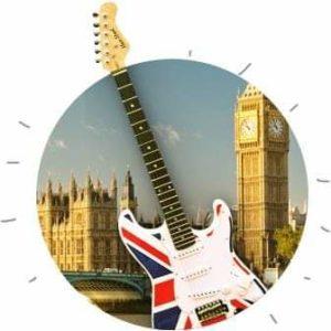 Musica e Inglese