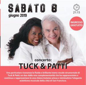 Tuck & Patti 8 giù 2019