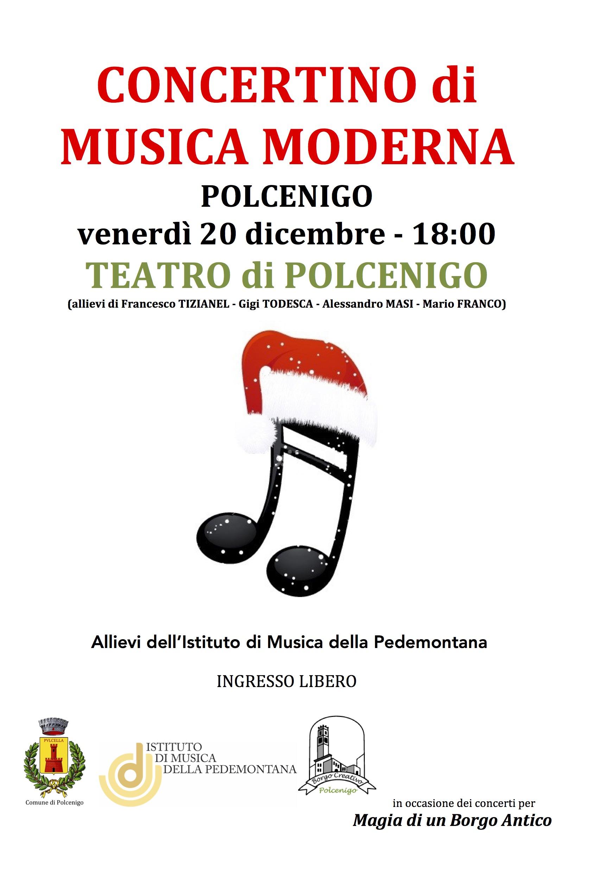Concerto di musica Moderna