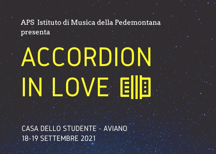 Accordion in love